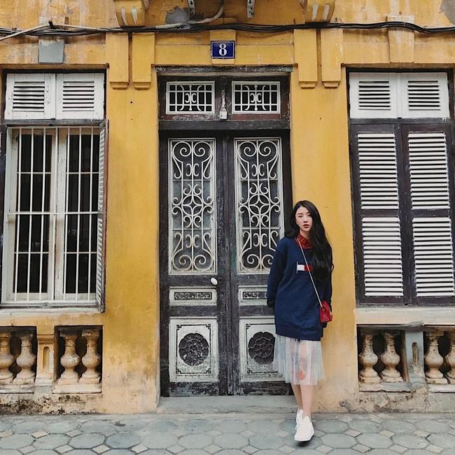 6 xu hướng hot rần rần trong các bức hình OOTD của giới trẻ Việt đầu năm 2017 - Ảnh 9.