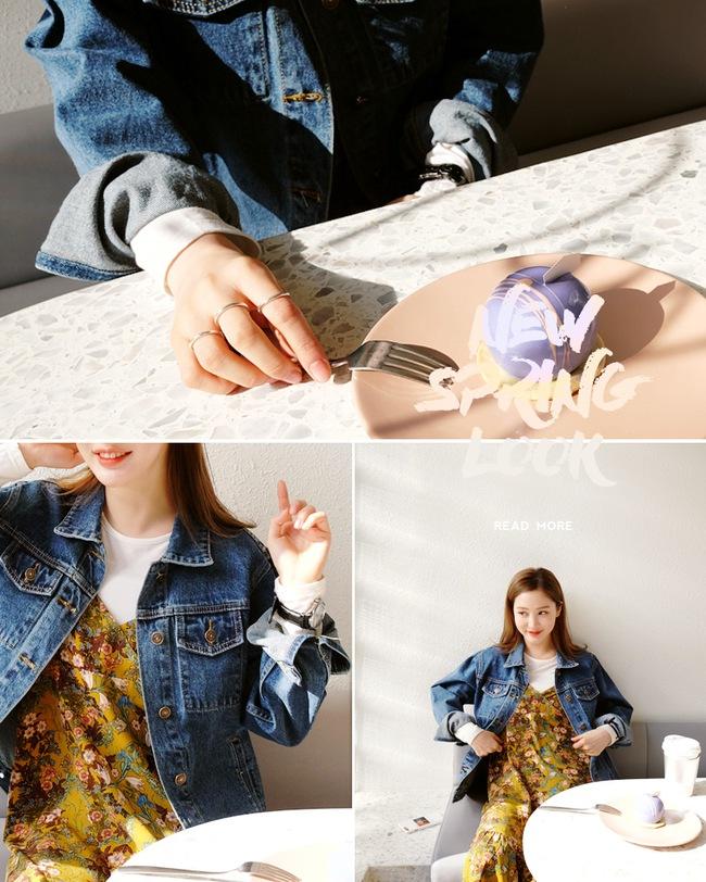 5 công thức mix váy hoa xinh đáo để nàng nào cũng nên thuộc nằm lòng - Ảnh 9.
