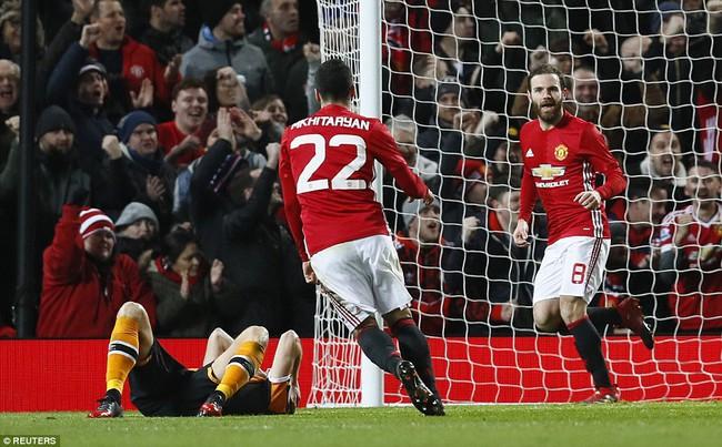 Man Utd thắng trận thứ 9 liên tiếp, đặt một chân vào chung kết Cúp Liên đoàn - ảnh 1