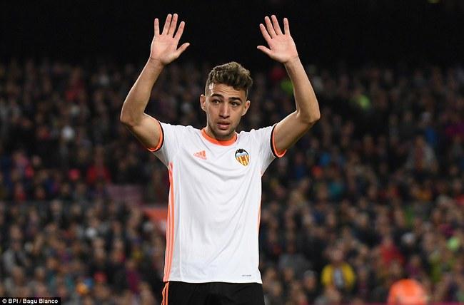 Messi lập cú đúp, Barca thắng đậm Valencia - Ảnh 9.