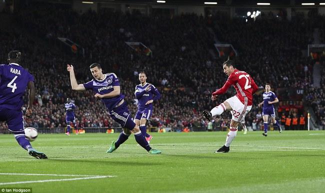Rashford hóa người hùng ở hiệp phụ, Man Utd vào bán kết Europa League - Ảnh 5.