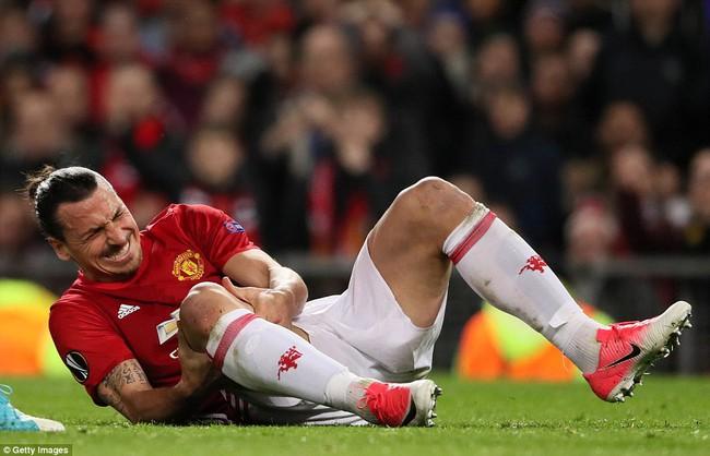Chấn thương ghê rợn, Ibrahimovic có nguy cơ giải nghệ - Ảnh 3.