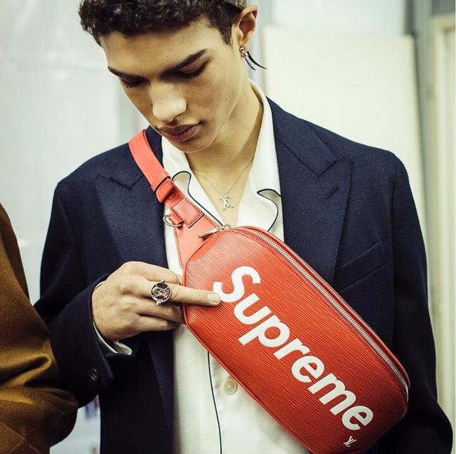 Louis Vuitton x Supreme - BST hàng hiệu xa xỉ mang đẳng cấp dân chơi đang khiến giới thời trang dậy sóng - Ảnh 4.