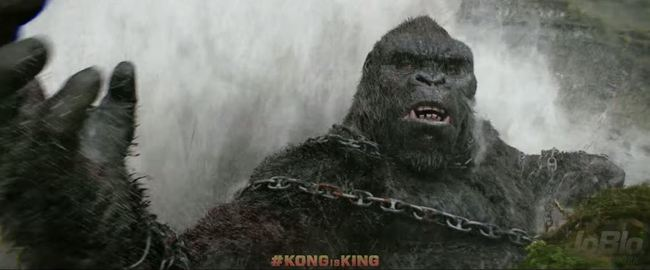 Bom tấn được quay tại Việt Nam về King Kong tiếp tục hé lộ loạt teaser hấp dẫn đến nghẹt thở - Ảnh 4.