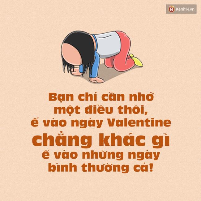 Những nỗi niềm nào ai thấu của Hội không gấu trong ngày Valentine - Ảnh minh hoạ 4