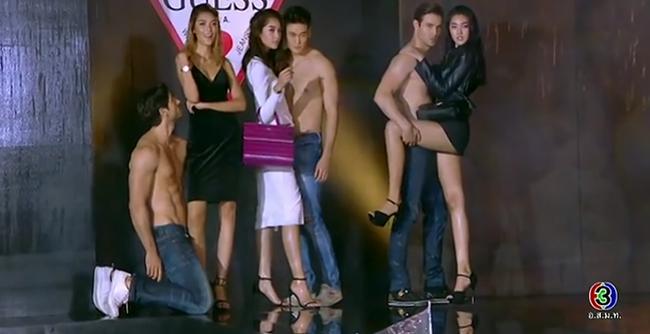 Cố tình vắng mặt, HLV The Face Thái nhờ bạn thân loại luôn thí sinh đội đàn chị - Ảnh 12.