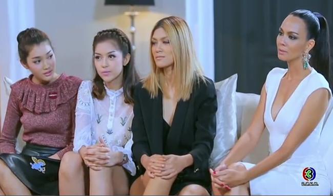 Cố tình vắng mặt, HLV The Face Thái nhờ bạn thân loại luôn thí sinh đội đàn chị - Ảnh 17.