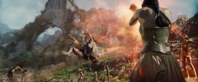 Choáng ngợp với trailer mới của Wonder Woman - Ảnh 5.