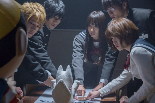 """Thế giới """"hack não"""" của """"Trò Chơi Tình Bạn"""" xâm chiếm màn ảnh Nhật - Ảnh 4."""