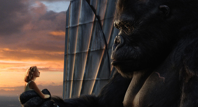 Vua Kong của đảo Đầu Lâu, sao cứ ôm hoài một mối tình si với mỹ nhân loài người? - Ảnh 2.
