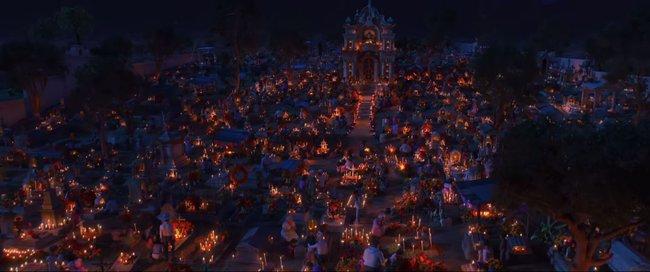 Pixar tung trailer đầy bí ẩn cho phim hoạt hình Coco - Ảnh 5.
