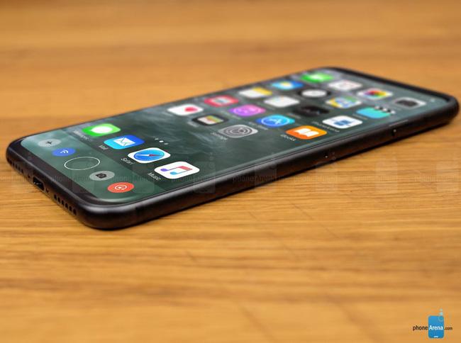 Ngắm iPhone 8 đẹp ngất ngây mà chúng ta ai cũng ao ước - Ảnh 11.