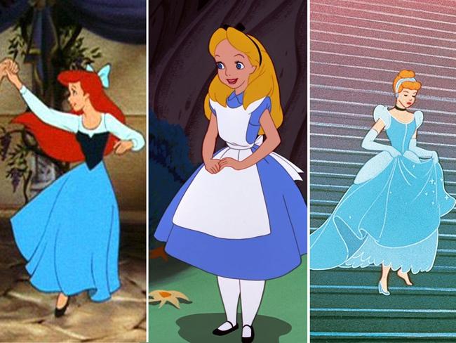 Nếu muốn trở thành nàng công chúa Disney, hãy mua cho mình một bộ váy màu xanh! - Ảnh 3.