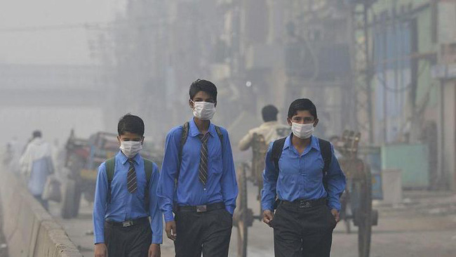 Những bức ảnh sẽ khiến bạn rùng mình trước thực trạng ô nhiễm môi trường trên toàn thế giới - ảnh 4