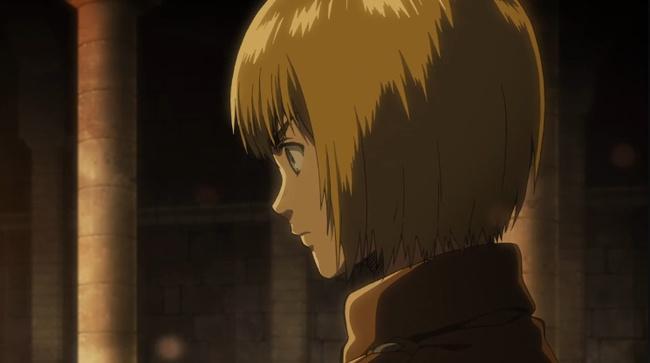 Attack on Titan 2: Cô nàng háu ăn Sasha Braus suýt mất mạng - Ảnh 4.