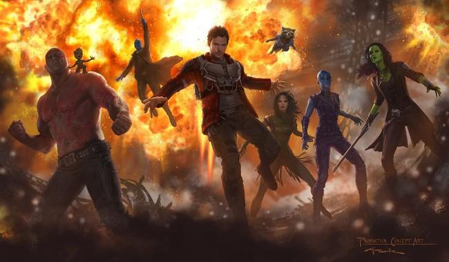 Nữ siêu anh hùng gốc Việt có vai trò gì trong Guardians of the Galaxy Vol. 2 - Ảnh 4.