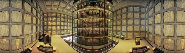 19 thư viện có kiến trúc tuyệt đẹp tại Mỹ - Ảnh 4.