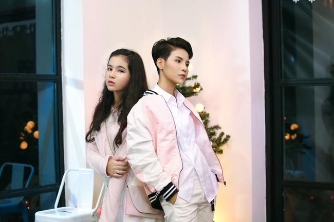 Vũ Cát Tường hóa ma-nơ-canh, yêu hot girl trong MV