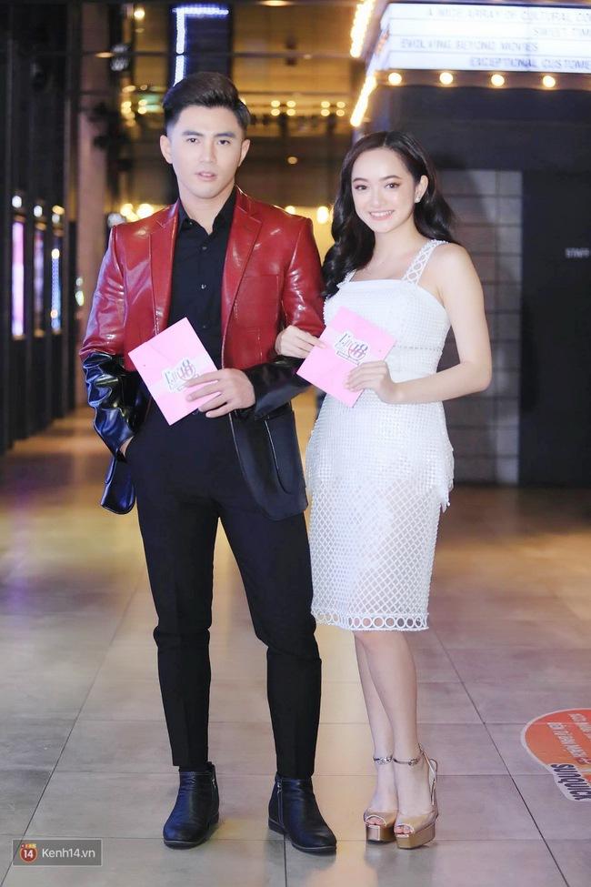 Kaity Nguyễn và Châu Bùi đọ sắc trên thảm đỏ Em Chưa 18 - Ảnh 6.