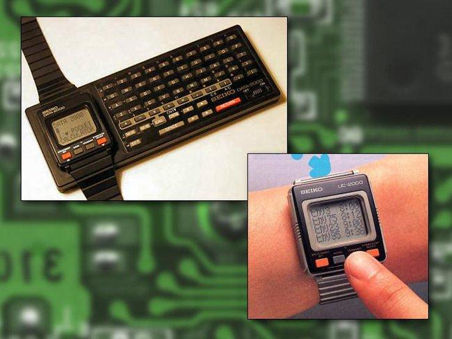 Trong quá khứ đã từng có 8 chiếc đồng hồ cực dị thế này, giờ xem lại bạn sẽ phì cười - Ảnh 2.