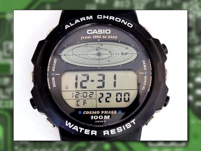 Trong quá khứ đã từng có 8 chiếc đồng hồ cực dị thế này, giờ xem lại bạn sẽ phì cười - Ảnh 4.