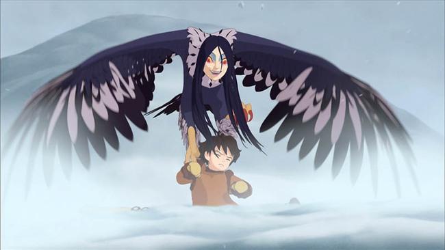 Ghibli Studio tiếp tục đề cao tiếng nói của trẻ em bằng series Ronja - Ảnh 6.