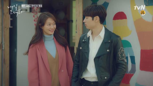 """""""Tomorrow With You"""": Cuối cùng chồng Shin Min Ah đã tự thú trước bình minh - Ảnh 7."""