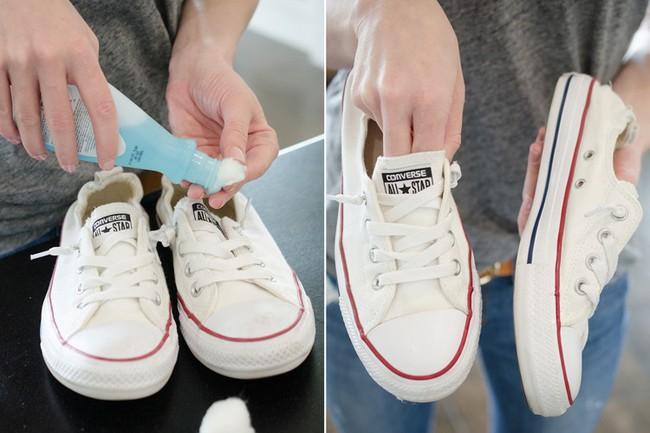 8 mẹo vặt khiến hội mê giày tiếc hùi hụi vì không biết sớm hơn - Ảnh 5.