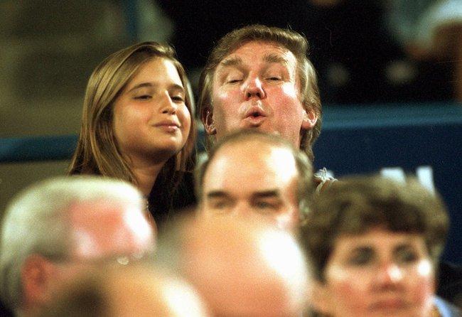 Từ cô con gái nhà giàu đến đệ nhất tiểu thư Mỹ: Cuộc sống sang chảnh từ trứng nước của Ivanka Trump - ảnh 5