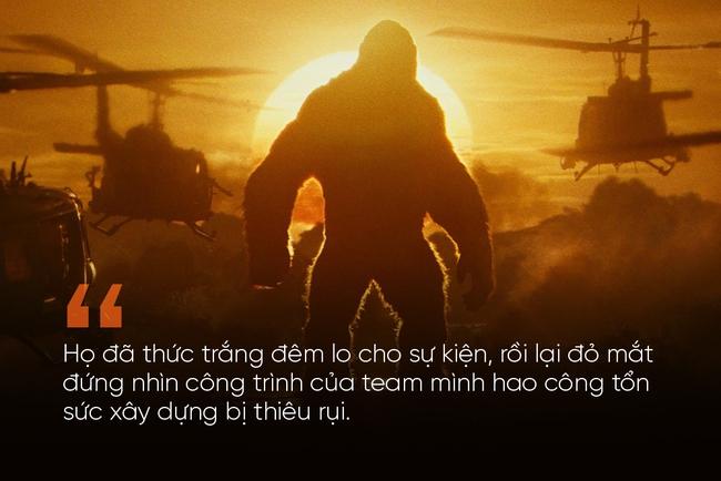 Từ vụ cháy phim Kong: Ngừng chỉ trích và dựng chuyện, thay vào đó hãy chia sẻ và cảm thông... - Ảnh 5.