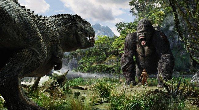 Kong - Vị vua quyền lực của nền điện ảnh Hoa Kỳ - Ảnh 5.
