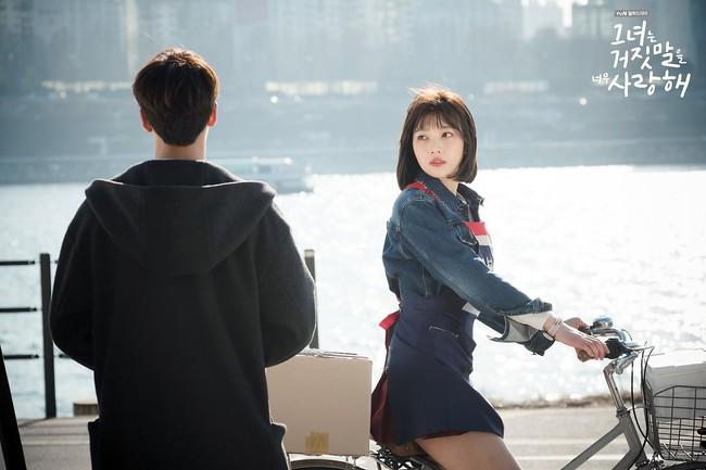 """""""Liar And Lover"""": Vừa gặp Lee Hyun Woo đôi lần, Joy lộ bản chất mê trai đắm đuối! - Ảnh 7."""