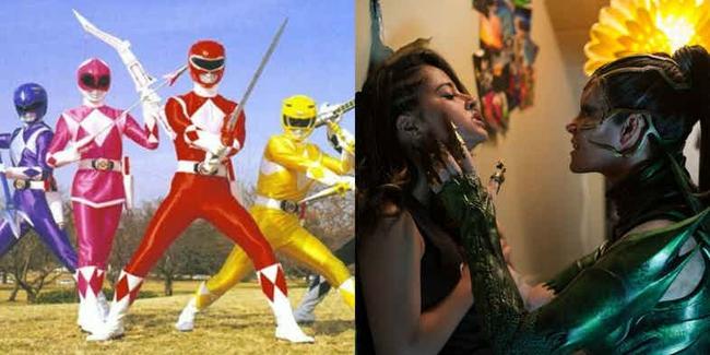 11 điểm khác biệt giữa Power Rangers (2017) bản điện ảnh và truyền hình - Ảnh 5.