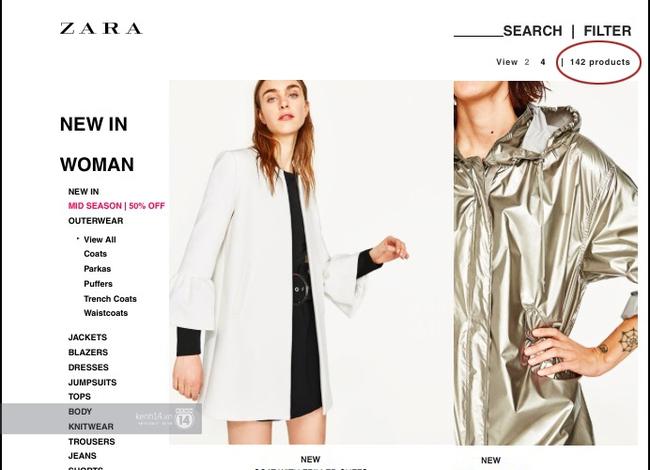 Clip trải nghiệm: Mua đồ online tại Zara Việt Nam, ship hàng từ 3 - 7 ngày với phí ship 99.000 đồng - Ảnh 8.