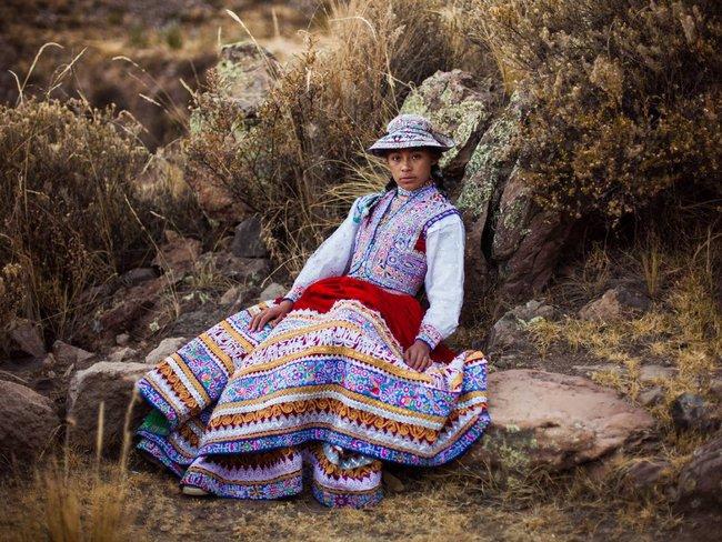 Ngắm nhìn thêm những hình ảnh về vẻ đẹp của phụ nữ trên toàn thế giới - Ảnh 9.