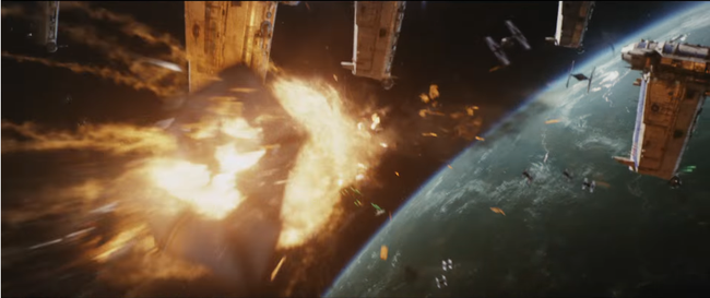 Thời đại của hiệp sĩ Jedi đi tới hồi kết trong trailer của Star Wars: The Last Jedi - Ảnh 6.