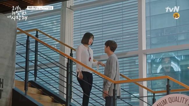 """""""Liar And Lover"""": Chuyện tình như... cái bùng binh của Lee Hyun Woo và Joy lại tái diễn - Ảnh 6."""