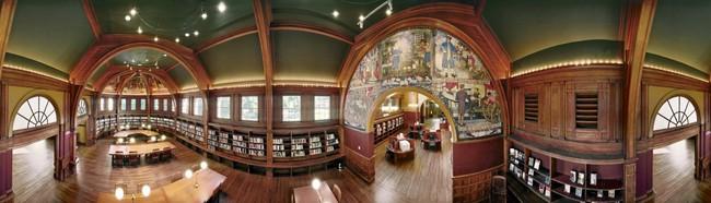 19 thư viện có kiến trúc tuyệt đẹp tại Mỹ - Ảnh 5.