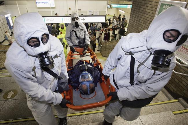 Nạn nhân của chất độc hóa học trong vụ tấn công thảm họa Syria đã phải chịu đựng những gì? 3