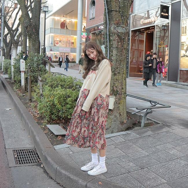 5 công thức mix váy hoa xinh đáo để nàng nào cũng nên thuộc nằm lòng - Ảnh 16.