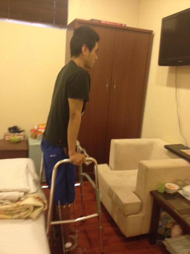 Nhật ký kéo dài chân từ 1m67 đến 1m76 (9 cm) của chàng trai Hà Nội - ảnh 8