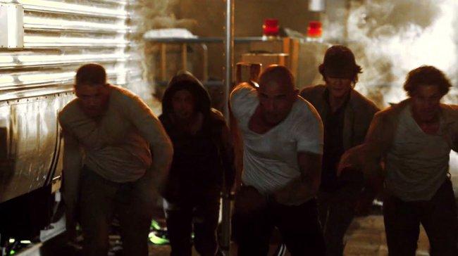 Prison Break tiếp tục nhá hàng với trailer mãn nhãn - Ảnh 7.