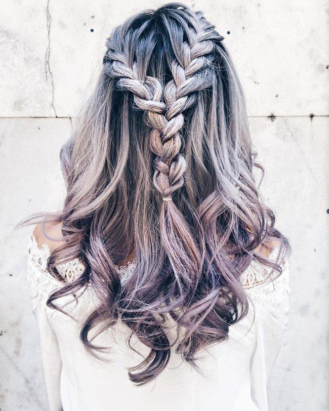 10 kiểu tóc xinh lung linh bạn có thể diện từ sáng tới tối mà vẫn đẹp dịp Tết - Ảnh 5.