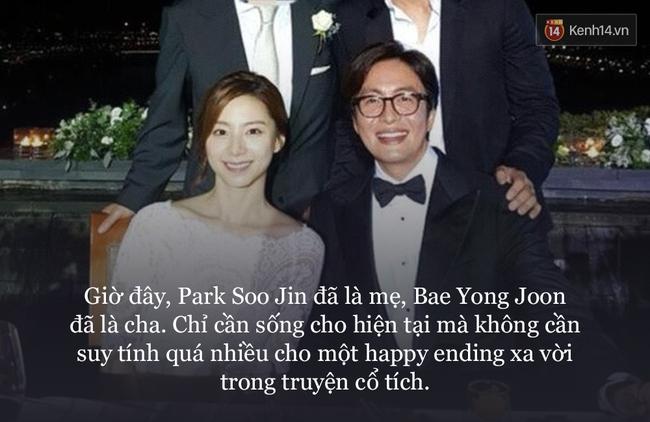 Park Soo Jin và Bae Yong Joon: Câu chuyện về nàng lọ lem làm