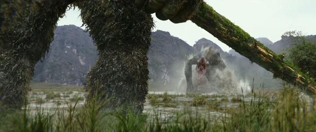 Kong cùng loài người chống lại bọn quái vật trong trailer cuối cùng - Ảnh 7.