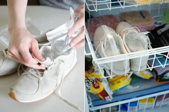 8 mẹo vặt khiến hội mê giày tiếc hùi hụi vì không biết sớm hơn - Ảnh 3.