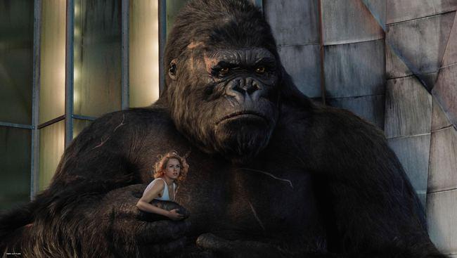 Vua Kong của đảo Đầu Lâu, sao cứ ôm hoài một mối tình si với mỹ nhân loài người? - Ảnh 4.