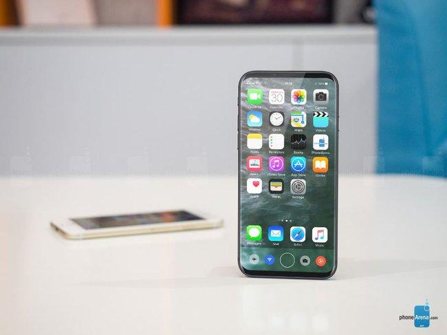 Ngắm iPhone 8 đẹp ngất ngây mà chúng ta ai cũng ao ước - Ảnh 12.