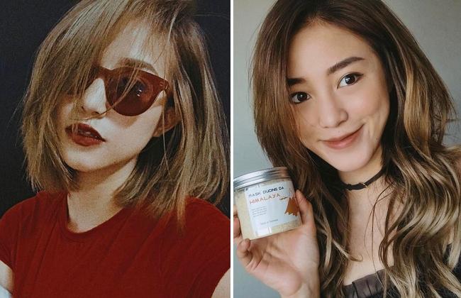 Trong lúc bạn không để ý, loạt hot girl Việt đã có màn đổi tóc cực ấn tượng chào hè - Ảnh 16.