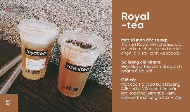 Những món nào đang best-seller trong các quán trà sữa hot nhất hiện tại? - Ảnh 11.